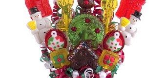 Christmas Lollipops Bouquet