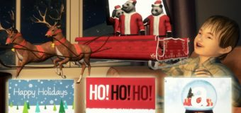 Christmas Giveaway: Find Santa Pandas to win Amazon Gift cards!