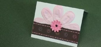 Homemade Greeting Cards: Decorating : Homemade Greeting Cards