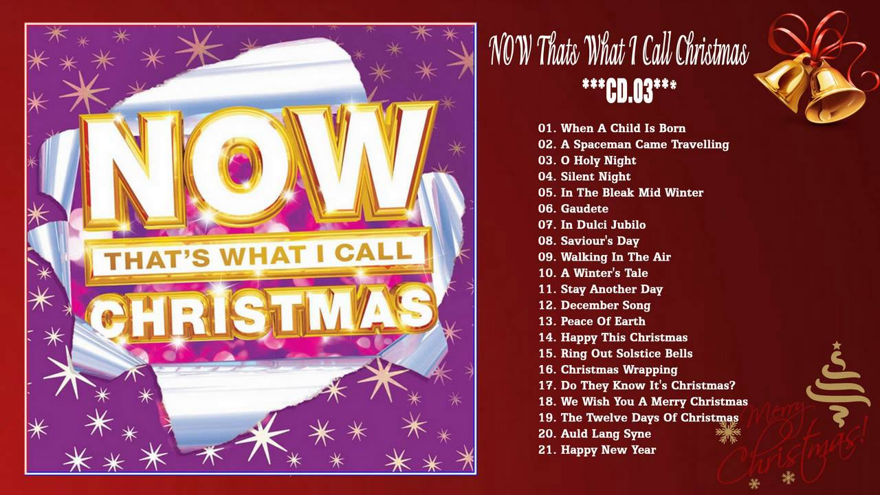 Now That\'s What I Call Music! Christmas - Everything 4 Christmas