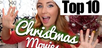 Top 10 Christmas Movies of ALL TIME!!!