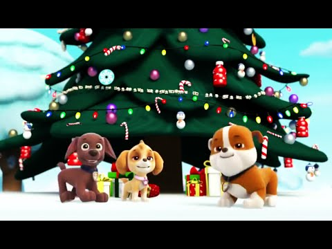♥ Animation Movies For Kids ♥ PUPS SAVE CHRISTMAS ♥ PUPS SAVE SKYE