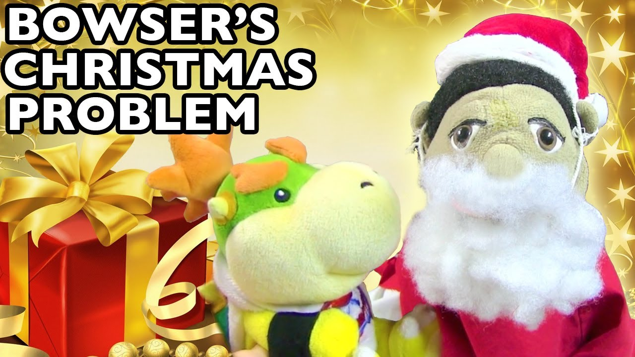 SML Movie: Bowser's Christmas Problem