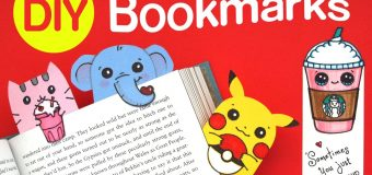 How to Make a Bookmark Cute and Easy – DIY Cute Paper Craft