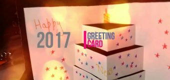 Greeting card latest design handmade How to Make an Easy Pop up Greeting Card
