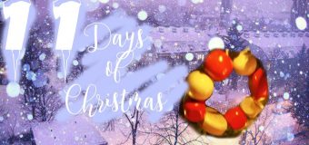 DIY Christmas Tree Ornaments |11| |24 Days of Christmas|
