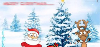 Merry Christmas | Fun | Ecards | Wishes | Greetings card | Video | Messages | 10 10