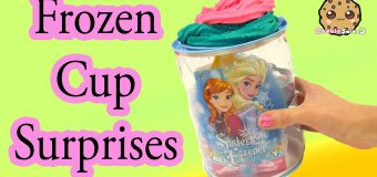 Disney Frozen Cup filled Surprises from Shopkins, Handmade Blind Bags, Fashems + More – Cookieswirlc