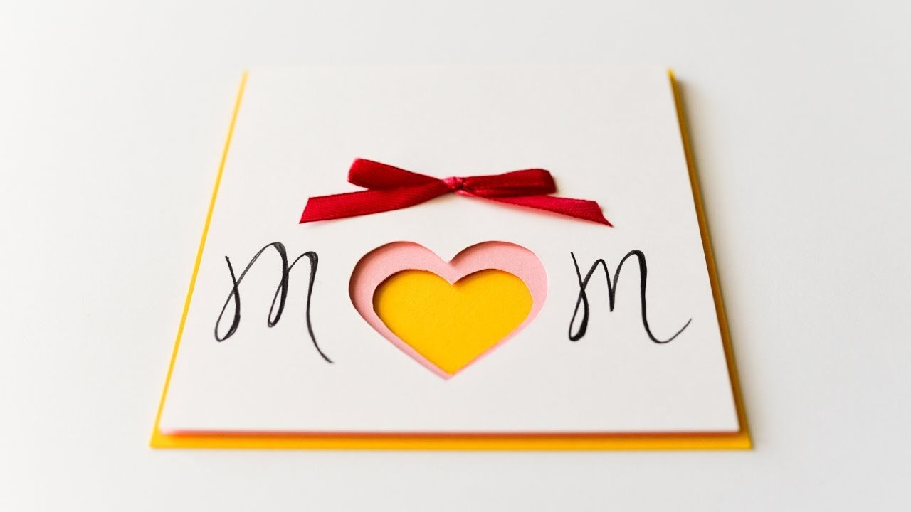 how to make 3d mothers day cards quilling archives by s. Black Bedroom Furniture Sets. Home Design Ideas