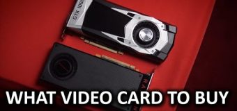 What Video Card to Buy – Late 2016