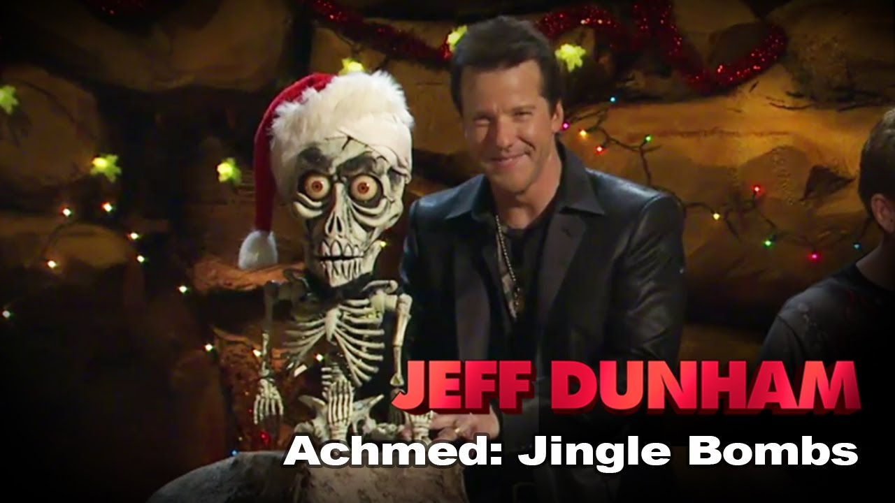 Achmed the dead terrorist jingle bombs jeff dunham 39 s for Achmed the dead terrorist halloween decoration