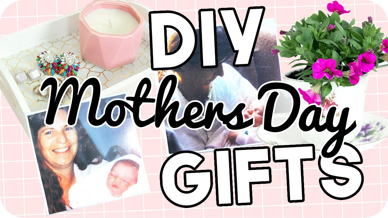 Diy Mothers Day Gifts 2017 Last Minute Under 5
