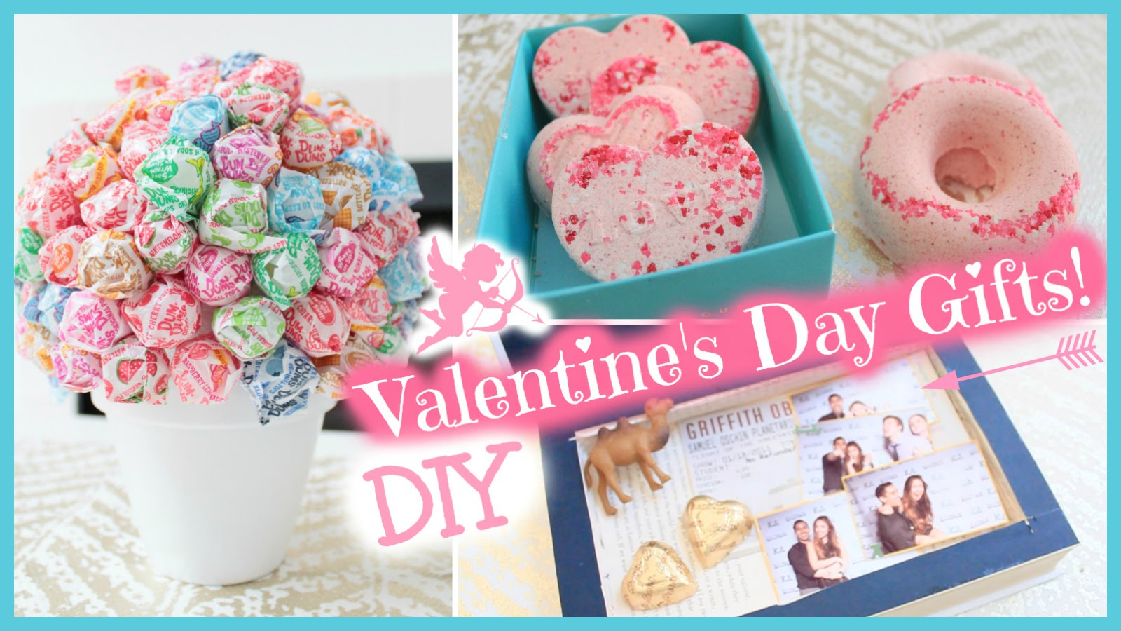 Diy valentine 39 s day gift ideas 2015 everything 4 christmas for Valentines day trip ideas
