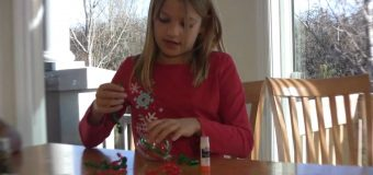 Holiday Crafts Decorating Christmas Tree Ornaments