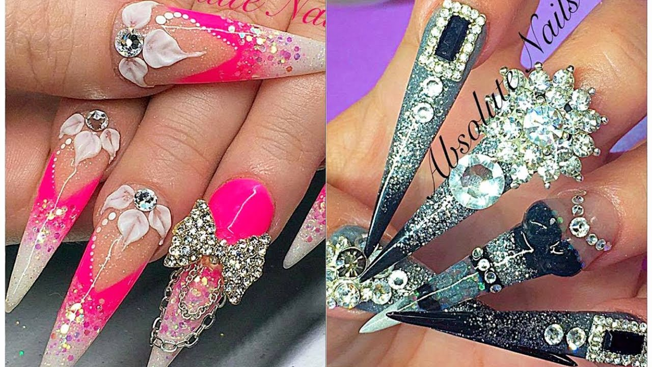 Best Nail Art Design: The Best Nail Art Designs Compilation