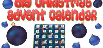 DIY CHRISTMAS ADVENT CALENDAR Customize Your Own! Or Give As A Gift! EASY!