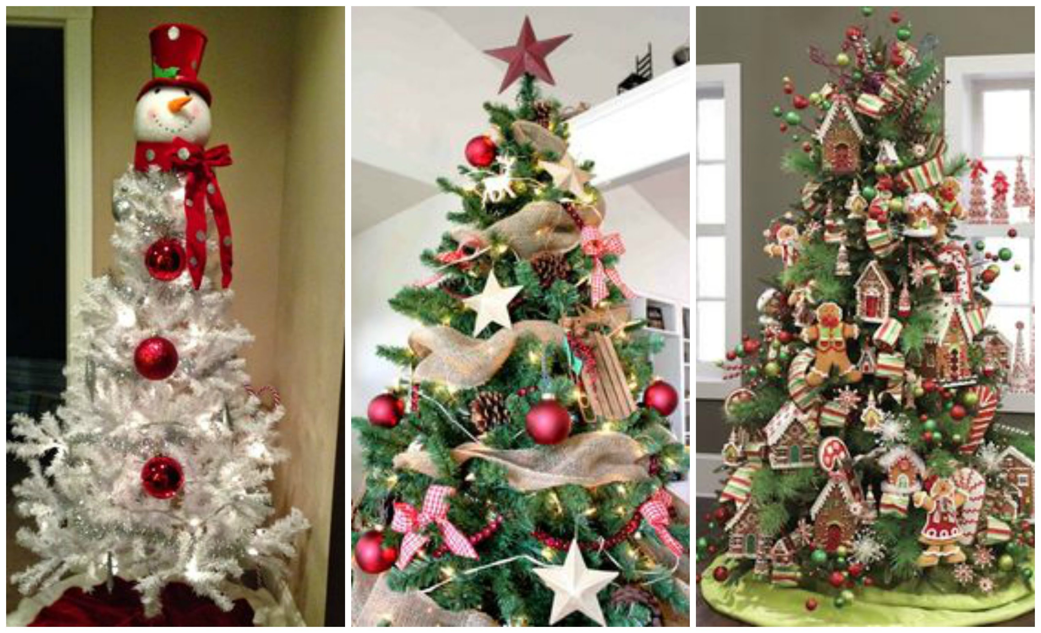Top christmas tree designs and decoration ideas for Decoration 4 christmas