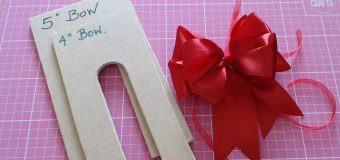Big hair bows. LOOK how easy and fast it is to make Big bows.