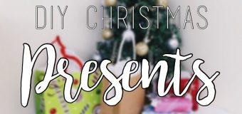 DIY Christmas Presents for Your Dolls