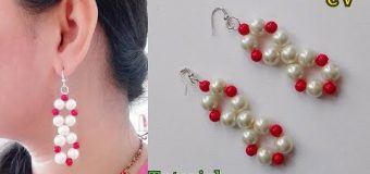 How to Make Beaded Earrings / DIY / Beginners